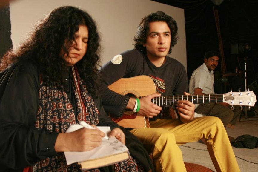 Shehzad Roy And Abida Parveen