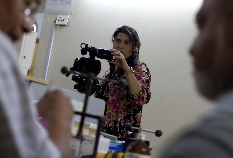Saving face film essay