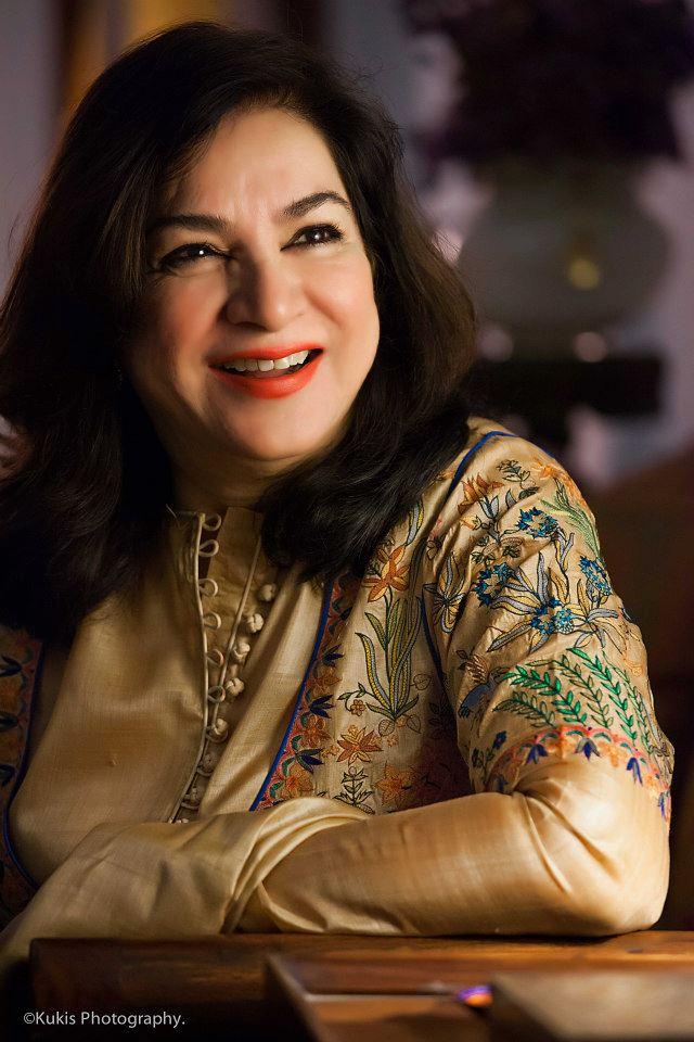 HELLO! Pakistan Chats with Ghazala Rahman  