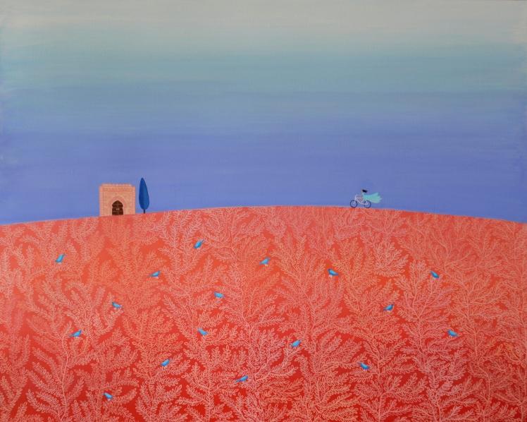 Rendezvous at the Riad - By Shirin Sahba