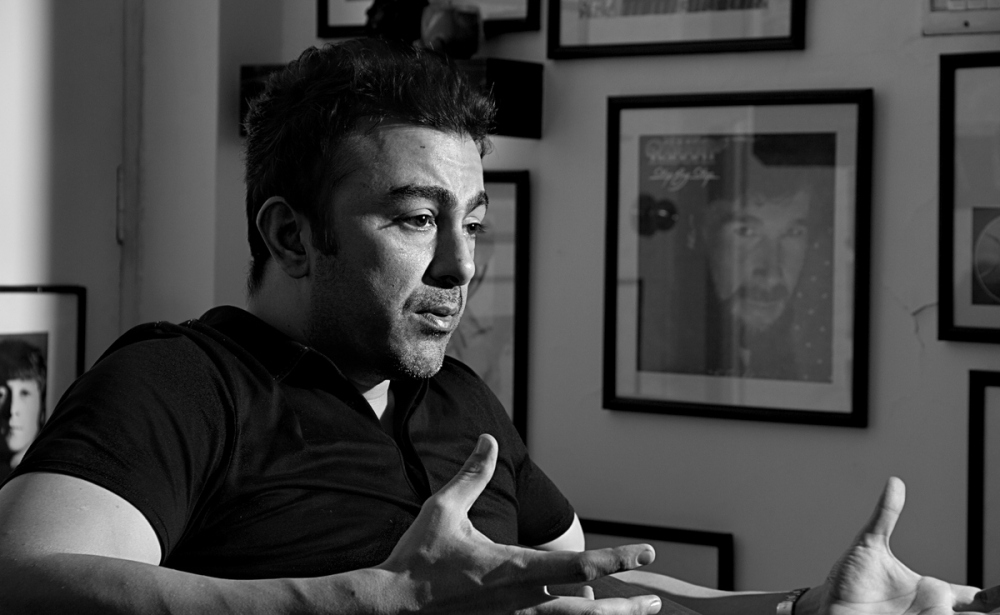 Shaan Shahid - Photo: Farhan Lashari