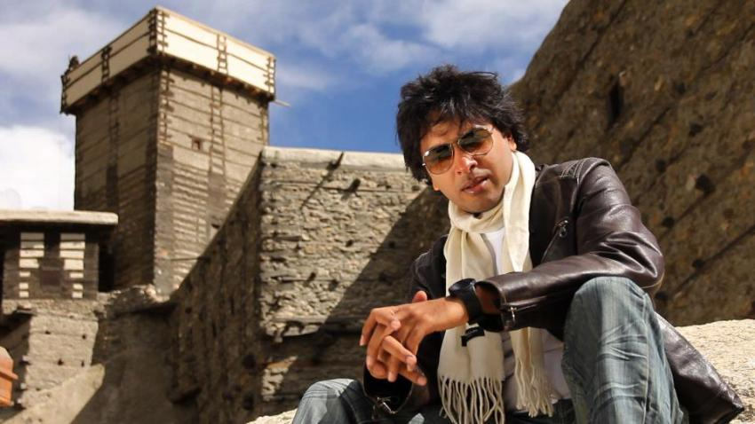 Shehzad Roy. Source: the Shehzad Roy Facebook page.