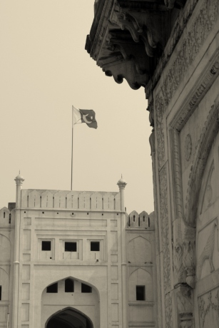 Lahore Fort - Photo: Sonya Rehman