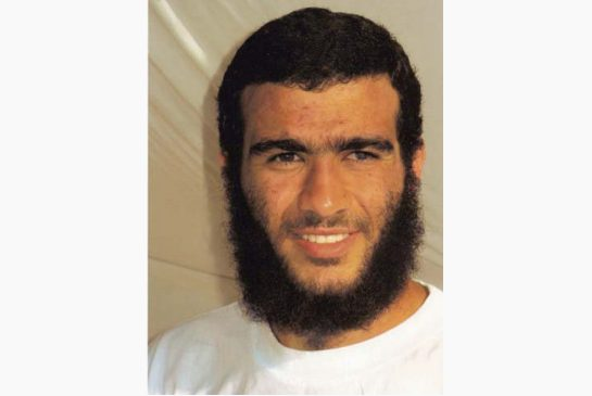 Omar Khadr. Source: The Star