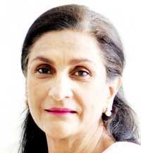 Farhana Asad - Photo: Khan Bilal