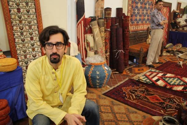 Mohyuddin Khan. Photo: Sonya Rehman