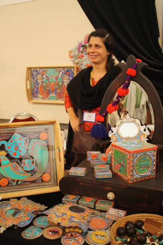 Durre Sameen. Photo: Sonya Rehman