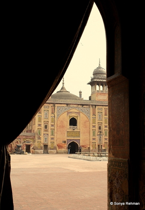 The Wazir Khan Mosque - Photo: Sonya Rehman