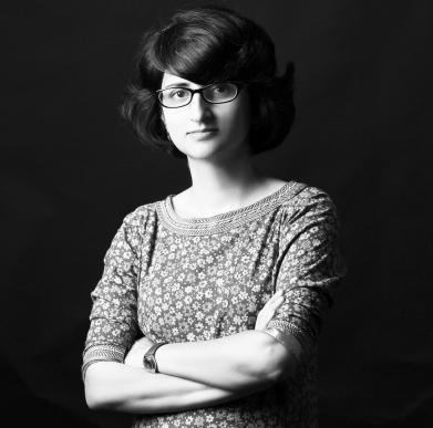 The filmmaker - Afia Nathaniel
