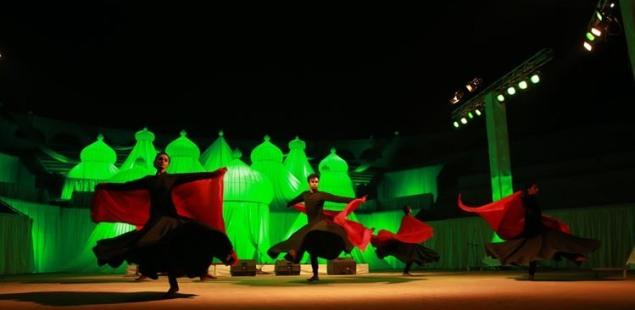 Mystic Music Sufi Festival '14