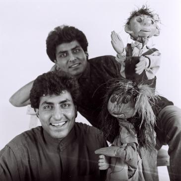 The faces of RPTW: Sadaan and Faizan