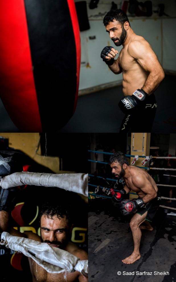 Bashir Ahmad - Photos: Saad Sarfraz Sheikh
