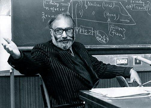 Dr. Abdus Salam – Photo: Getty Images