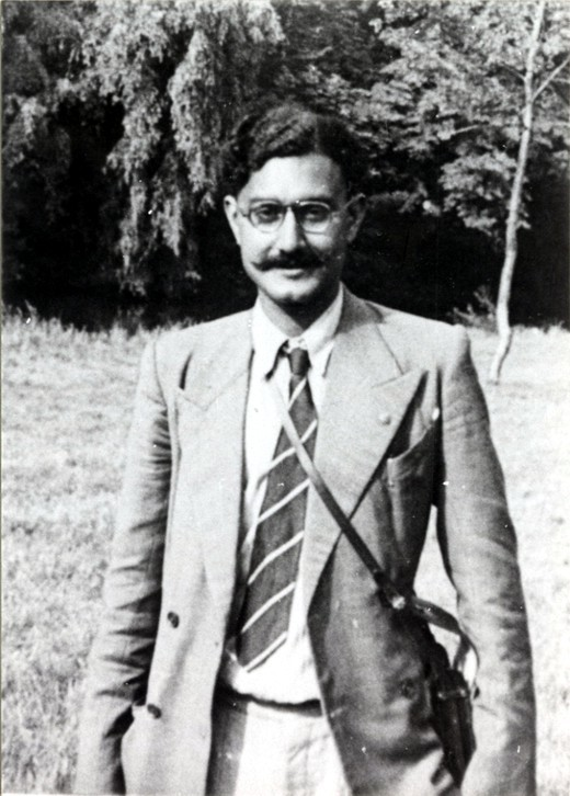 Dr. Abdus Salam at 21 in Cambridge. Photo: ICTP