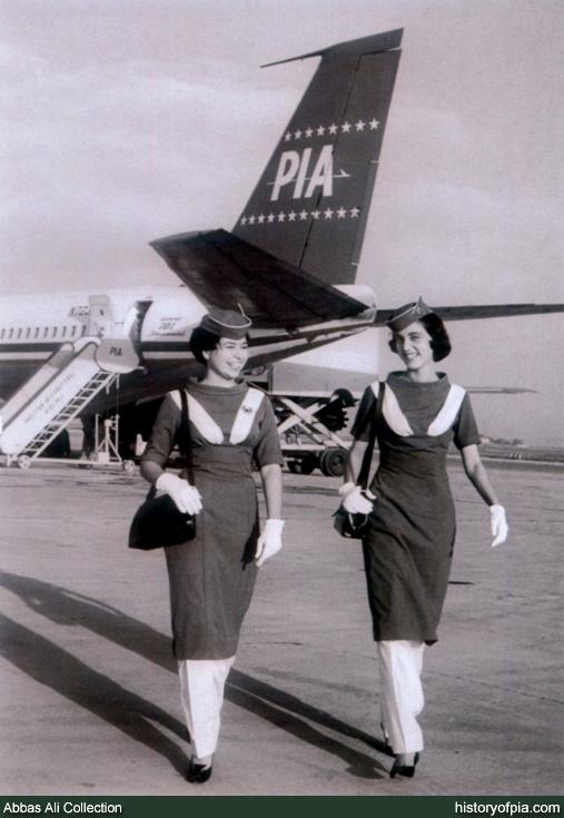 PIA: 1960-1966 - Photo: Abbas Ali's collection.
