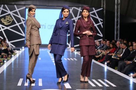 Nomi Ansari's designs - gorgeous, sleek, sexy. Photo: Catalyst PR