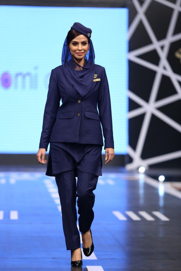Show-stopper, Nomi Ansari - Photo: Catalyst PR