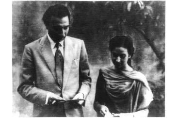 Sahir and Amrita - Lahore, 40s