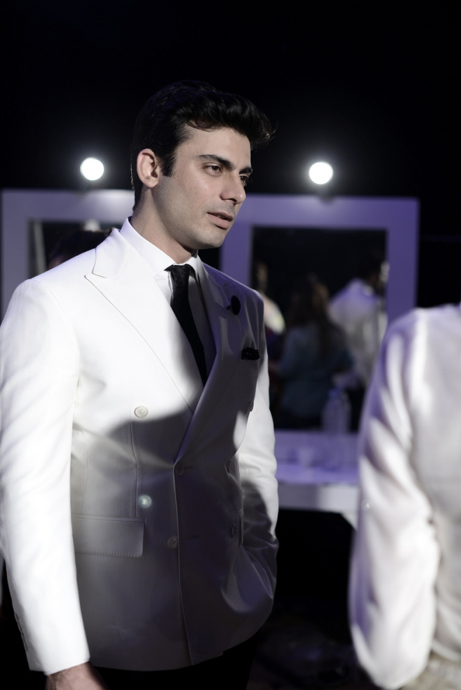Fawad Khan - Photo: Faisal Farooqui @Dragonfly