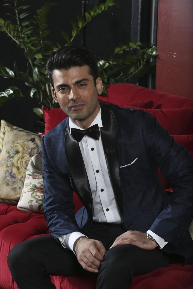 Fawad Khan at the Masala! Awards in 2014 - the year he bagged a Masala! title for Best Debut (for the film, Khoobsurat) - Photo: Rajesh Raghav/ITP