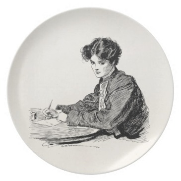 vintage_gibson_girl_edwardian_woman_writing_letter_plate-r34a8d29e128d4879b1196db14fbb603f_ambb0_8byvr_512