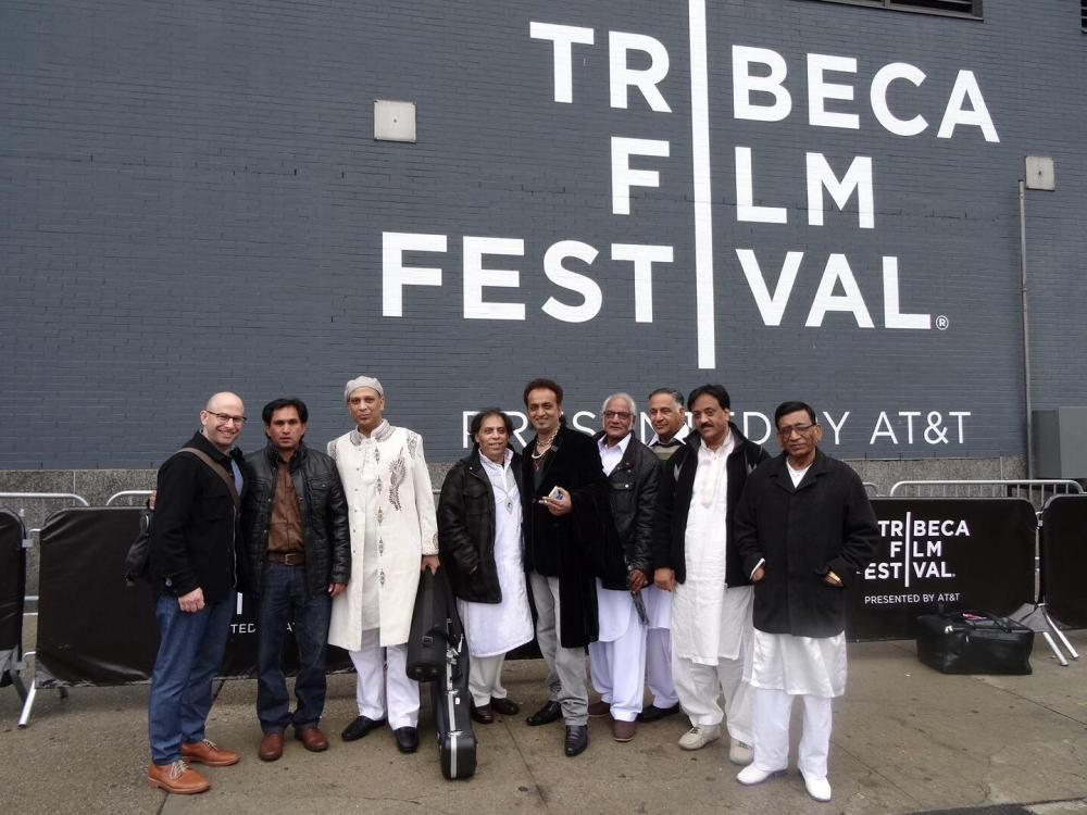 The Sachal Jazz Ensemble at Tribeca!