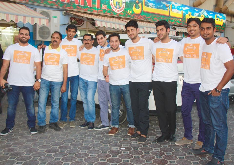Pending Meal volunteers