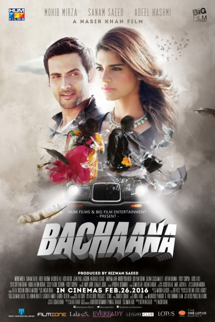 #BACHAANA - Official Poster [F]