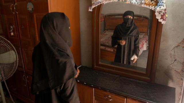 Saba Qaiser in a still from the documentary