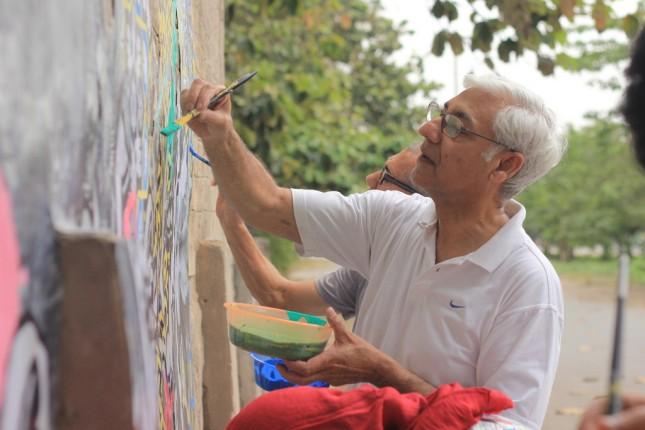 Naveed Malik. Photo by Maham Iqbal Boson