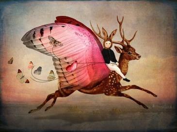 Vintage-collage-illustration-by-German-digital-artist-Catrin-Welz-Stein-13