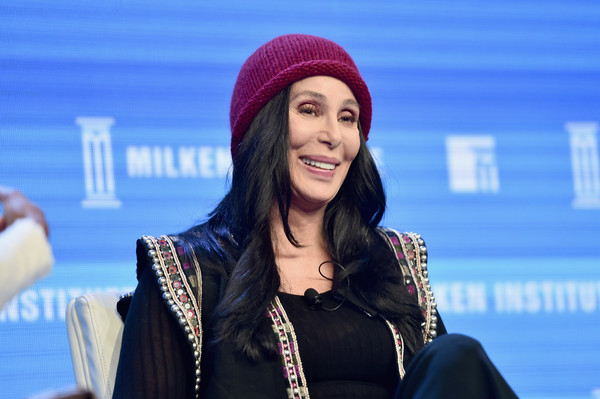 Cher. Photo: Getty Images.