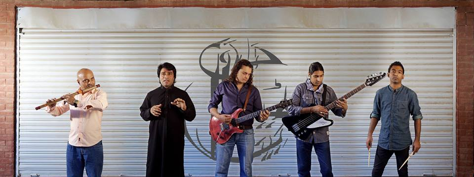 The Mekaal Hasan Band - Photo by Bilal Sami