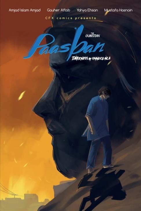 CFx Comics' series, Paasban – The Guardian.