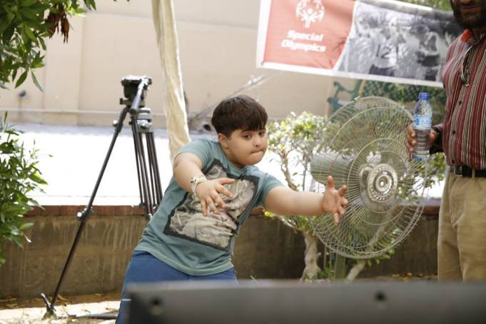 WonderTree displayed its games during EKS Day (the anniversary for Special Olympics globally), which was held in collaboration with Special Olympics Pakistan. Source: WonderTree.