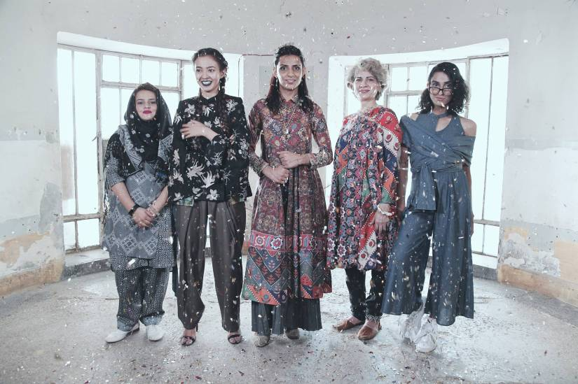 Pakistan's Fashion Designers Tackle Stereotypes, Fear andHate